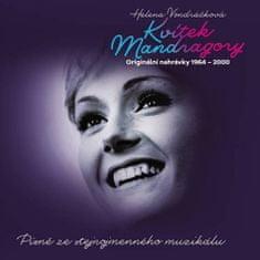 Vondráčková Helena: Kvítek mandragory - LP