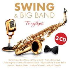Various: Swing & Big Band - To nejlepší (3x CD) - CD