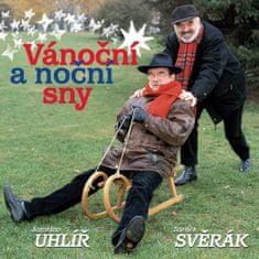 Svěrák a Uhlíř: Vánoční a noční sny - CD