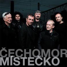 Čechomor: Místečko (reedice) - CD