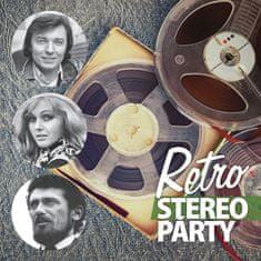 Various: Retro STEREO PARTY: 60.léta (2x CD) - 2CD