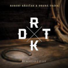 Druhá tráva a R.Křesťan: To nejlepší z 25 let (2x CD) - CD