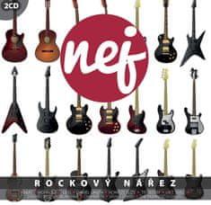 Various: Nej český rockový nářez (2x CD) - CD