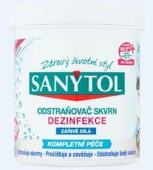 SANYTOL Dezinfekční odstraňovač skvrn bělící 450 g