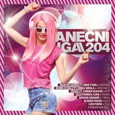 Various: TANEČNÍ LIGA 204 - CD