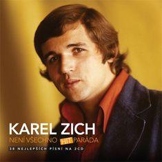 Zich Karel: Není všechno hitparáda (2x CD) - CD