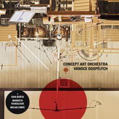 Concept Art Orchestra feat. Dan Bárta, Markéta Foukalová & Milan Cimfe: Vánoce dospělých