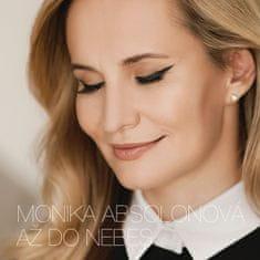 Absolonová Monika: Až do nebes - CD