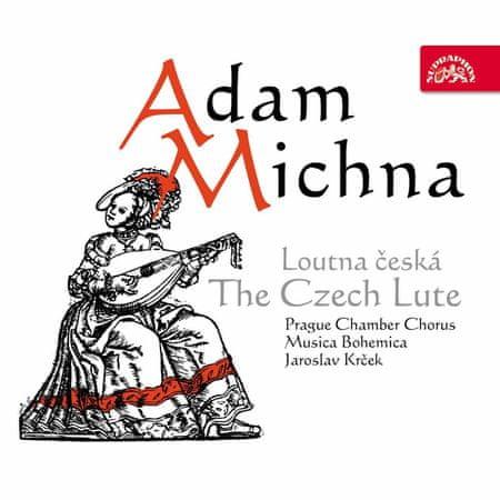 Musica Bohemica,Jaroslav Krček: Michna : Loutna česká