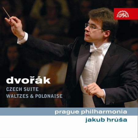 Pražská komorní filharmonie, Hrůša Jakub: Dvořák: Česká suita, Valčíky, Polonéza
