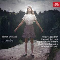 Kniplová Naděžda,...Orchestr N: Libuše. Slavnostní opera o 3 dějstvích