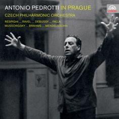 Česká filharmonie: Antonio Pedrotti in Prague