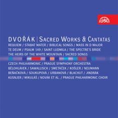 Various: Dvořák, A. Duchovní dílo, kantáty