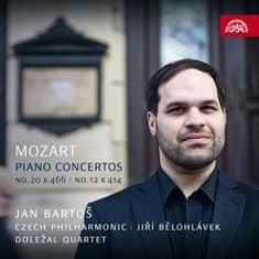 Bartoš Jan: Mozart: Klavírní koncerty