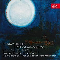 Pecková Dagmar, Samek Richard, Altrichter Petr: Mahler: Píseň o zemi