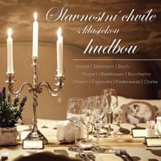Various: Slavnostní chvíle s klasickou hudbou