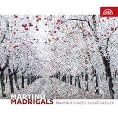 Martinů Voices: Martinů: Madrigaly