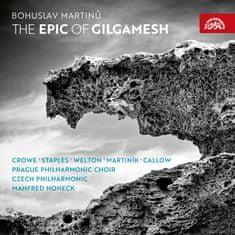 Česká filharmonie, Honeck Manfred: Martinů: Epos o Gilgamešovi