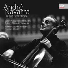 Navarra André: Prague Recordings