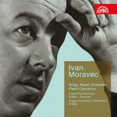 Moravec Ivan: Koncerty (Grieg, Ravel, Prokofjev)