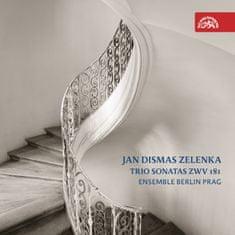 Ensemble Berlin Prag: Zelenka: Triosonáty ZWV 181