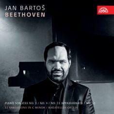 Bartoš Jan: Beethoven: Klavírní sonáty