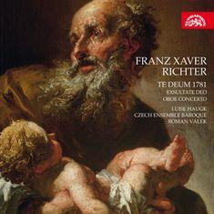 Luise Haugk, Czech Ensemble Baroque, Roman Válek: Te Deum 1781, Exsultate Deo, Hobojový koncert