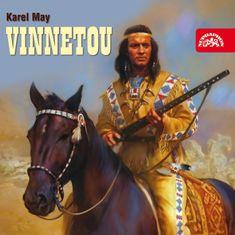 May Karel: Vinnetou (4x CD) - CD