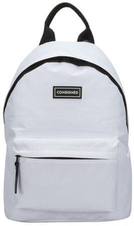 CONSIGNED dámský bílý batoh