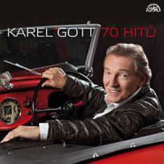 Gott Karel: 70 hitů - Když jsem já byl tenkrát kluk (3x CD) - CD