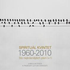 Spirituál kvintet: Sto nejkrásnějších písní (+1) /1960-2010/