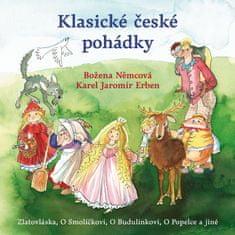 Klasické české pohádky (4x CD) - CD