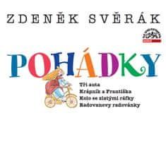 Various: Pohádky (4x CD) - CD