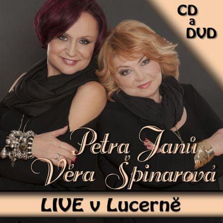 Špinarová Věra & Janů Petra: LIVE v Lucerně