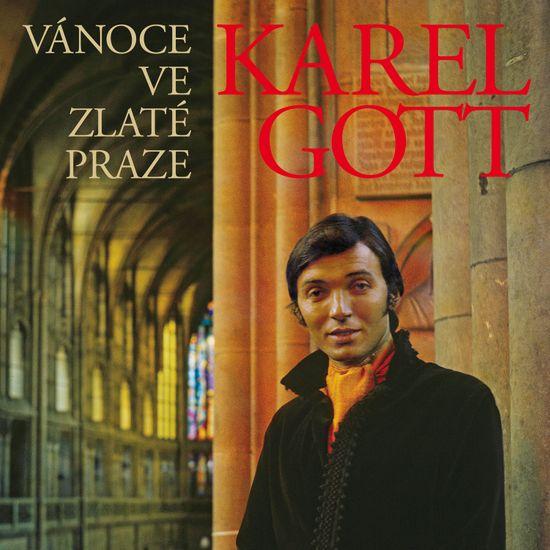 Gott Karel: Vánoce ve zlaté Praze - CD