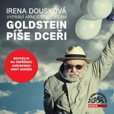 Dousková Irena: Goldstein píše dceři (3x CD) - CD