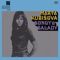 Kubišová Marta: Songy a balady - CD