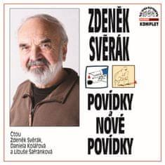 Svěrák Zdeněk: Povídky a Nové povídky Komplet (8x CD) - CD