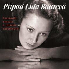 Baarová Lída, Škvorecký Josef: Případ Lída Baarová: Rozhovory herečky s Josefem Škvoreckým (3x CD) - CD