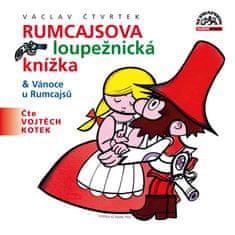 Kotek Vojtěch: Čtvrtek: Rumcajsova loupežnická knížka & Vánoce u Rumcajsů