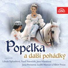 Various: Popelka a další pohádky