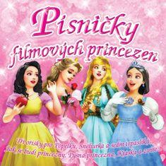 Various: Písničky filmových princezen