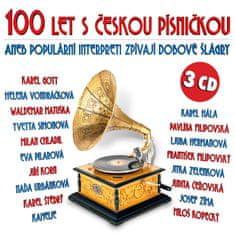 100 let s českou písničkou aneb Populární interpreti zpívají dobové šlágry