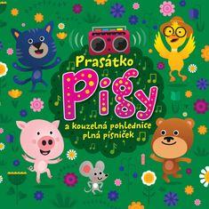 Various: Prasátko Pigy a kouzelná pohlednice plná písniček