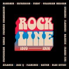 Various: Rock Line 1970-1974