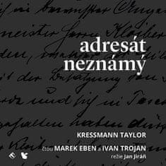 Eben Marek, IvanTrojan: Taylor: Adresát neznámý (MP3-CD)