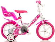 """Dino bikes rower dziewczęcy 12"""""""