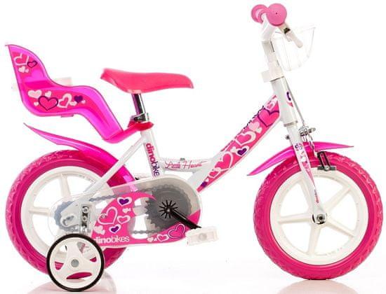 """Dino bikes Dívčí kolo 12"""""""