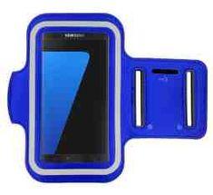 """Onasi športna torbica za na roko - armband, 13,97 cm (5,5"""") - 15,24 cm (6""""), modra"""