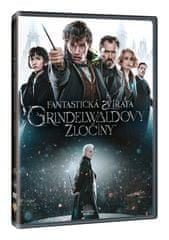 Fantastická zvířata: Grindelwaldovy zločiny - DVD
